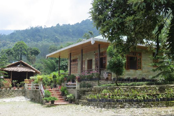 Jhilmil Reserve Home Stay